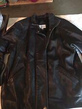 VALERIE STEVENS Women's Lamb Leather Jacket. Petite M