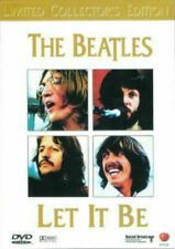 The Beatles Let It be DVD Brand New and Sealed Plays Worldwide NTSC 0