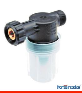 Kränzle Wasserfilter Wassereingangsfilter Sieb Gewinde 3/4'' 13310 M22x1,5