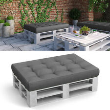 Palettenkissen Kissen Palettensofa Palettenmöbel Palette Couch Sofa Anthrazit