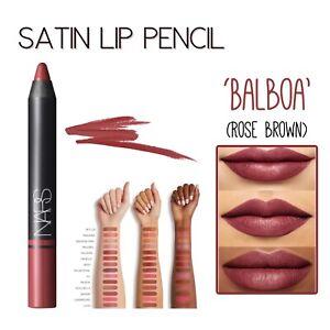 NARS Satin Lip Pencil-Balboa