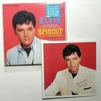 ELVIS PRESLEY : SPINOUT (+ FULL COLOR PHOTO - CD as 1966 LP) ★ remastered CD ★