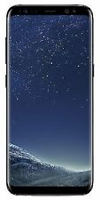 "SAMSUNG Galaxy S8 SM-G950F 5.8"" Single SIM 4G 4GB 64GB 3000mAh Black-SM-G950FZ"
