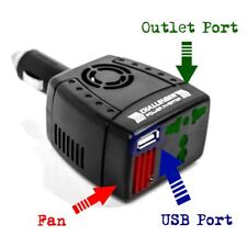 Challenger Inverter In-Car Power Scooter CHARGER for Pride Go-Go Battery