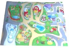 Little People Kids Baby Play foam crawl Floor Mat 90 x 120cm Carpet Pad Playmat
