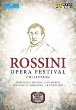 ROSSINI OPERA FESTIVAL COLLECTION NEW DVD
