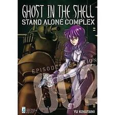 GHOST IN THE SHELL STAND ALONE COMPLEX - 002 - MANGA STAR COMICS - NUOVO