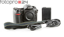 Nikon D200 Body + 71 Tsd. Auslösungen + Gut (865255)