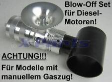 Blow Pop Off Valvola per Tutti Turbo Diesel Zischen