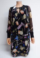Reiss NEW Tunic Dress Size Uk 8 Long Sleeve Bnwts  Flowers Rrp £235
