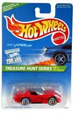 1996 Hot Wheels Treasure Hunt Series #6 Dodge Viper RT/10 red