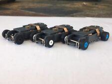 BWB AW Ultra G Tjet HO Slot Car 3 Chassis Set Fits most Aurora Thunderjet Bodies