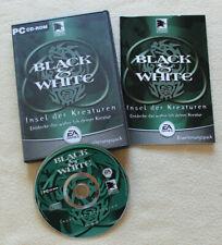 Black & White: Insel der Kreaturen [Add-On] (PC-CD-ROM, 2002, DVD-Box)