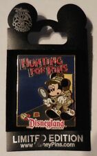 Disney DLR Pin Trading Nights Collection 2008 Hunting for Pins Mickey LE500
