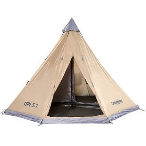 NWT  Columbus Tipi 5.1  Five Person Tipi Tent  NEW