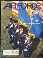 Air Force Magazine Journal of the AFA May 1996 USAF Almanac 1996