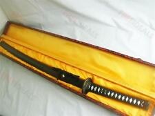 Hand Made Full Tang Samurai Katana Dragon Sword Sharp