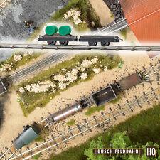Busch HOf 12205 Platform and Tank trailer #new original packaging#