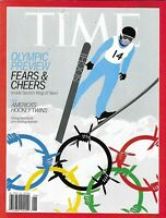 Time Magazine Olympics Preview Ukraine A Troubled Marine's Final Fight 2014