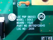 LG Original 50X3Y Board 6870QYC004C 6871QYH039A 6871QYH039B 6870QYC004D