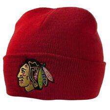 Chicago Blackhawks - Logo Adult Knit Hat