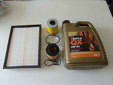 VAUXHALL MERIVA B 2010 ONWARDS  1.7 DTi CDTi   SERVICE KIT INCLUDING OIL