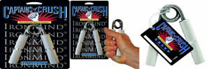 IronMind Captains of Crush Hand Gripper The Gold Standard 7. No. 2 (195 lb.)