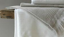 Le Jacquard Francais - Handtuch Hera Argile sand 50 x 100 waffelpikee Baumwolle