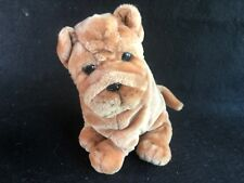 Sharpei Plush Chinese Wrinkle Puppy Dog Stuffed Animal Walmart