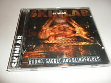 CD Skinlab – Bound, Gagged and blindfolded