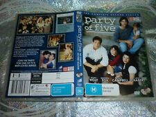 PARTY OF FIVE THE COMPLETE SECOND SEASON (5 DISC) (NTSC REGION 4) (DVD, M)