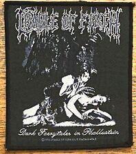 CRADLE OF FILTH - phallustein AUFNÄHER / PATCH Vintage 1996 Mayhem Bathory Metal