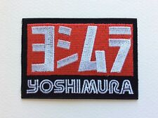 A457 // ECUSSON PATCH AUFNAHER TOPPA / YOSHIMURA 9*6 CM