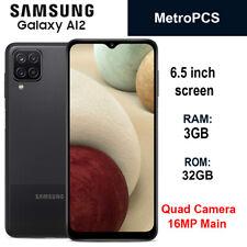 SAMSUNG GALAXY A12 A125U 32GB GSM (MetroPCS/Metro) Only