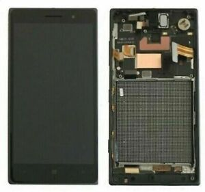 For Nokia Lumia 830 LCD Touch screen Digitizer LCD Screen Display Grey/Black UK