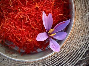 8g Spanish Saffron Pure Kesar Extra Superior Finest Cooking Spice Alcohol Free