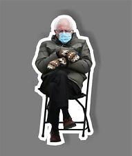 Car magnet Bernie Sanders President 2020 - Magnetic Bumper Sticker