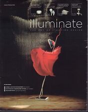 Illuminate Lighting Design Magazine Jan./Feb. 2008 Ingo Maurer 072317nonjhe