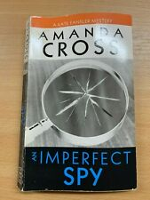 "1996 AMANDA CROSS ""AN IMPERFECT SPY"" FICTION PAPERBACK BOOK"
