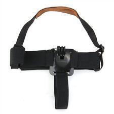 Elastic Adjustable Head Strap Belt Mount for GoPro Hero3+ 3 2 1 HD Sport Camera