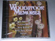 Woodstock Memories (16 tracks) Scott McKenzie, Joan Baez, Santana, Byrds.. [CD]