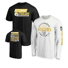 NFL Pittsburgh Steelers Officially Licensed Men's 3 in 1 T-Shirt Combo Set 2019