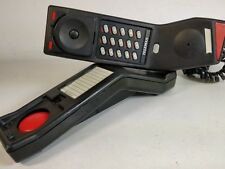 SEXY Vintage Red  black Telemax Italia model TM -1925 mid Century TouchTone