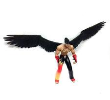 "Original TEKKEN Jin Kazama Winged 6"" jeu vidéo Figure, belle, pas Boxed"