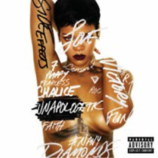 Rihanna - Unapologetic (UK IMPORT) CD NEW