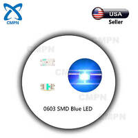 100Pcs T0402 1005 SMD LED Diodes Orange Bright Light Lamp Emitting Beads Buld