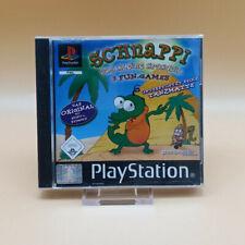Schnappi 3 Fun Games | Sony Playstation 1 | PS1 | Komplett in OVP | Getestet