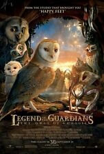 Legends Of The Guardian movie poster 11 x 17 inches  (style c) Owl poster