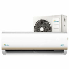 24000 BTU Ductless Air Conditioner with Mini Split Heat Pump 220V DC Inverter
