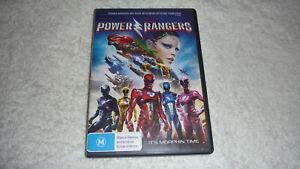 Power Rangers - Movie 2017 - Naomi Scott - DVD - R4